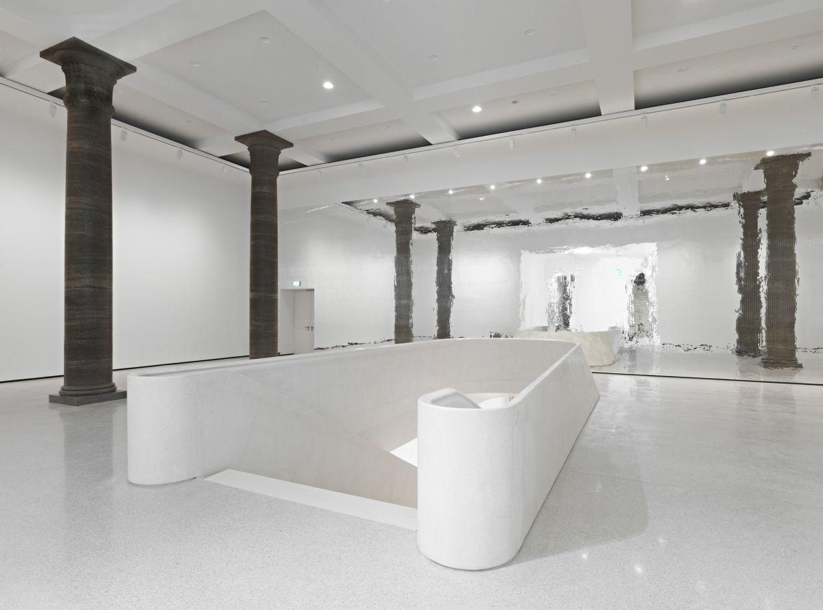 Art Foyer Frankfurt : The städel museum has an underground gallery hidden under