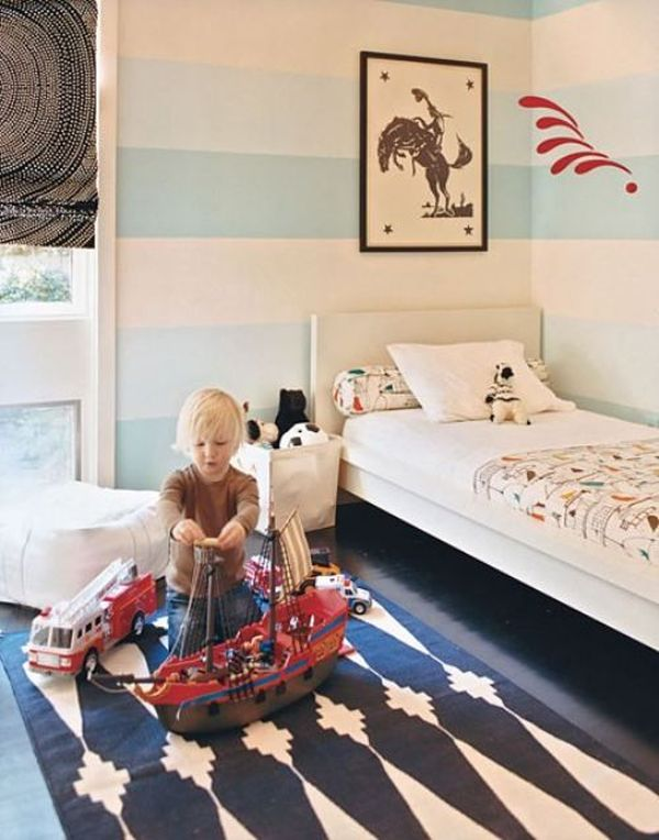 Beautiful Eclectic Little Boys And Girls Bedroom Ideas