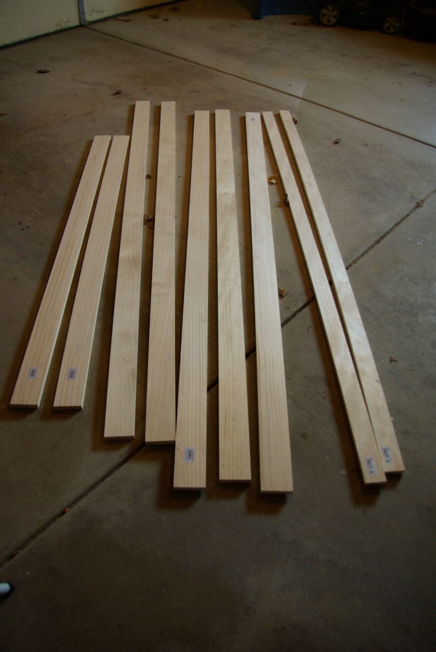 how to build a sliding barn door materials