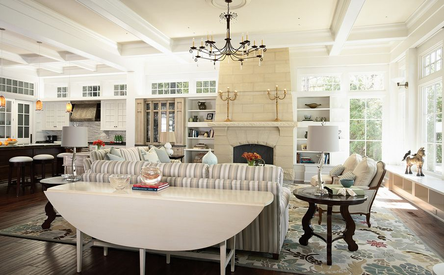 Living Dining Area Combinations