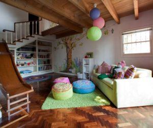 Turn The House Into A Playground – Fun Slides Designed For Kids