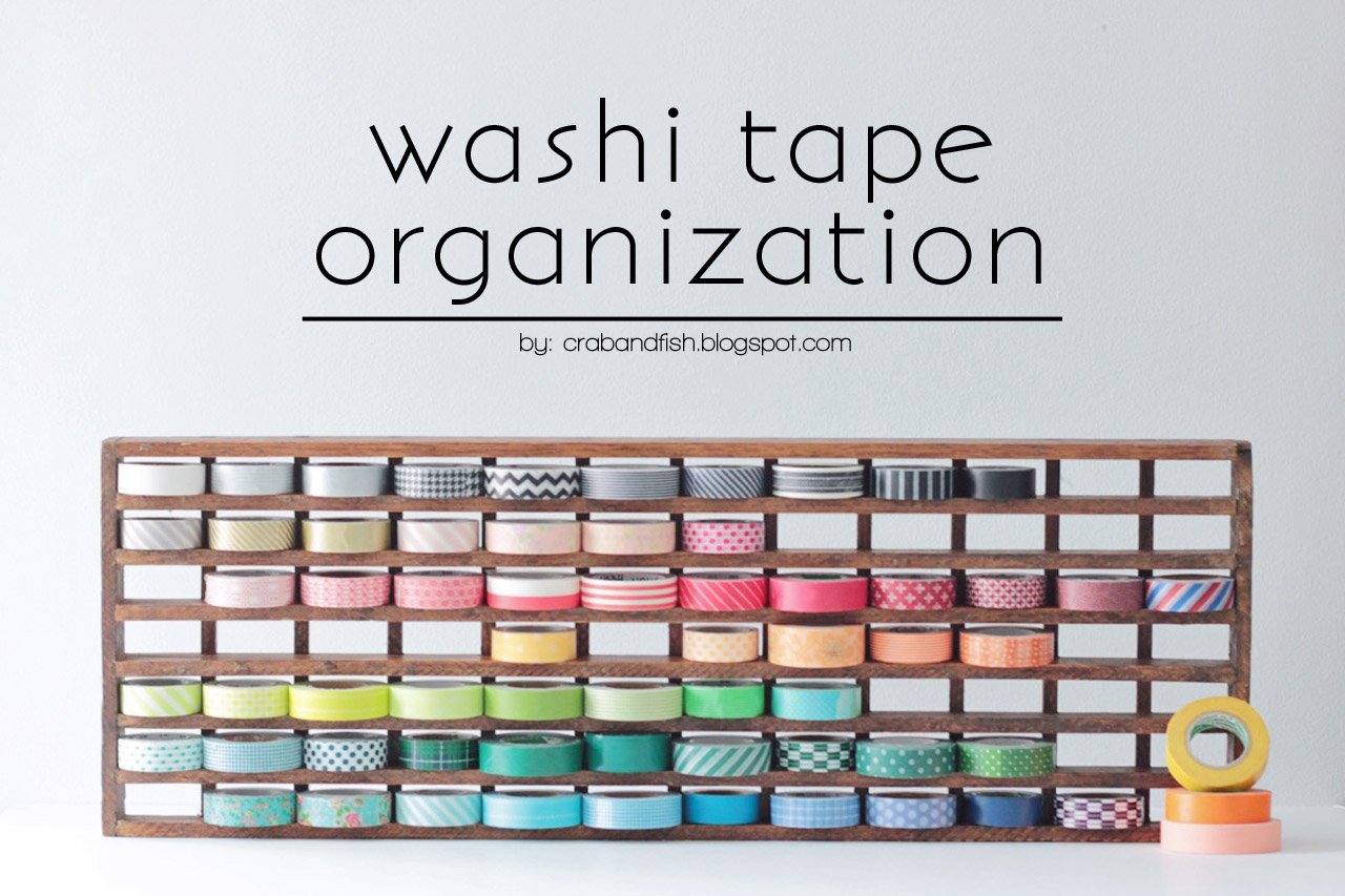 Easy crafts that illustrate the fascinating power of washi for What can you do with washi tape