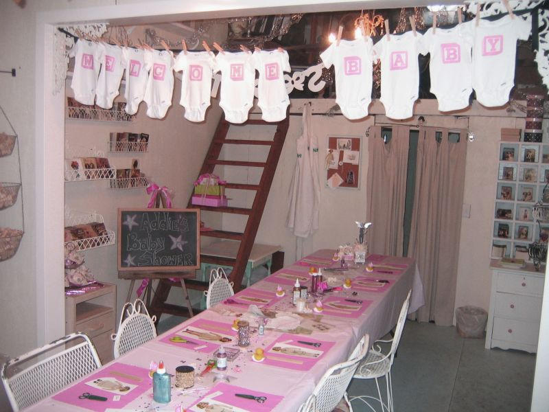 Guide to hosting the cutest baby shower on the block for Baby shower function decoration