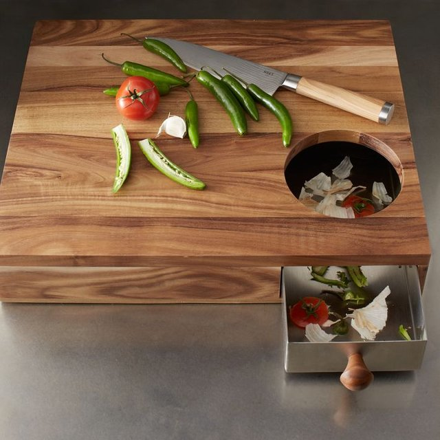 29 quirky designs that reinvent the cutting board for Utensilios para servir comida