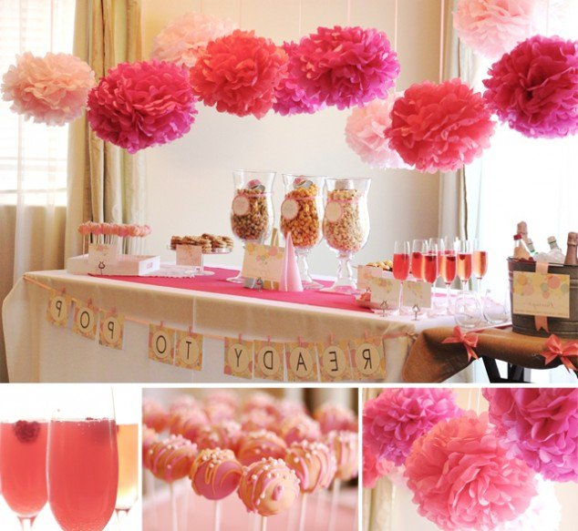 Awesome Tissue Pom Pom Balls.