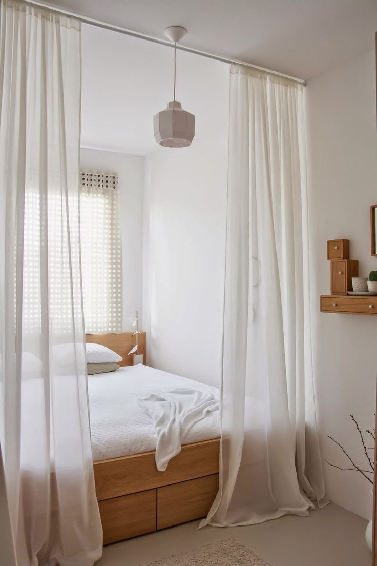 Beds With Curtains