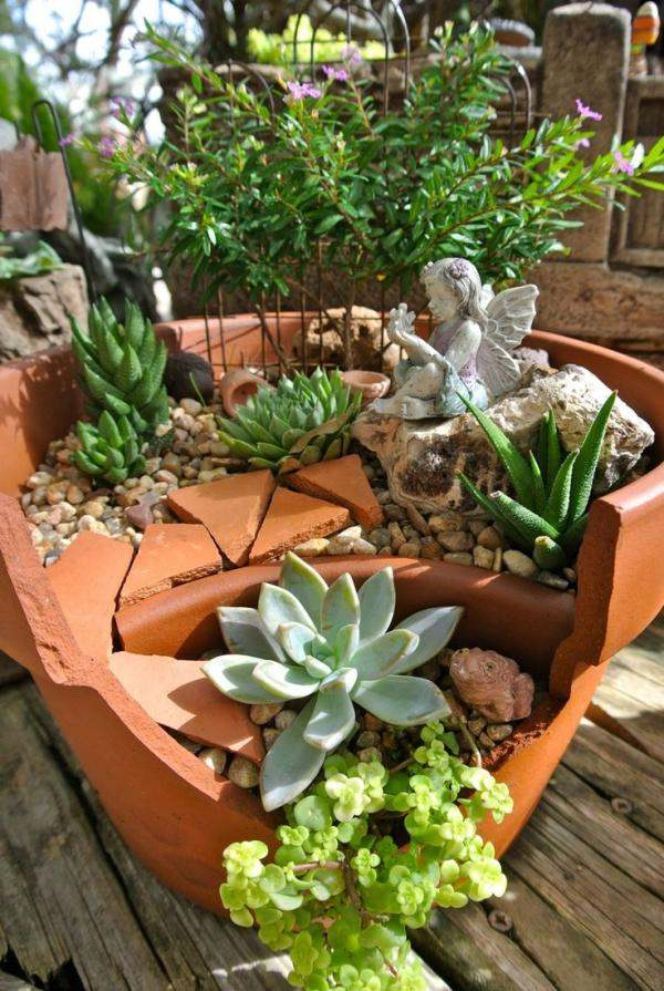 Unleash Your Imagination U2013 Magical Fairy Garden Designs. Fairy Garden  Landscape Design