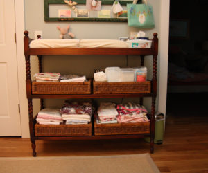 Baby Changing Tables Galore: Concept & Inspiration