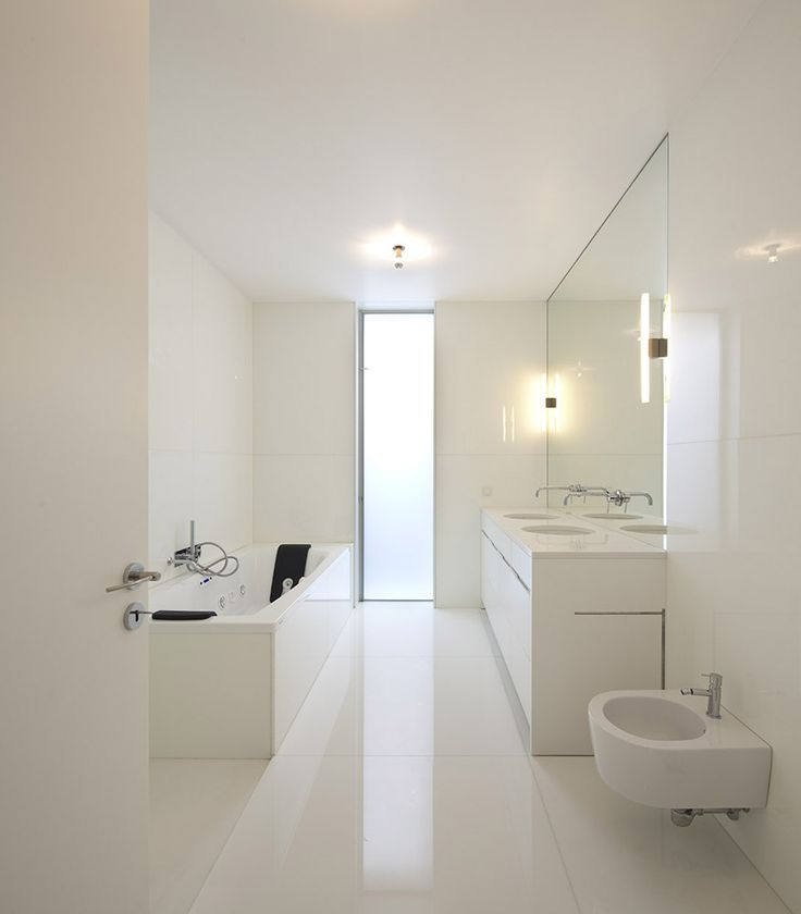 White Bathrooms Can Be Interesting Too - Fresh Design Ideas on White Bathroom Design Ideas  id=32392