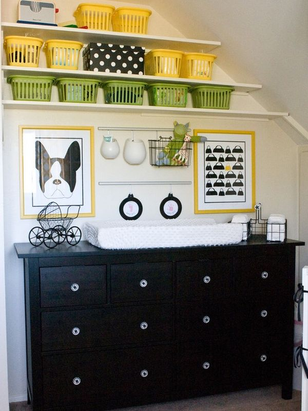 Baby Changing Tables Galore: Ideas U0026 Inspiration