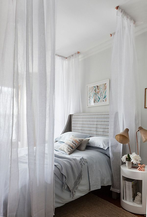 How To Create Dreamy Bedrooms Using Bed Curtains Inspiration Bedrooms Curtains Designs