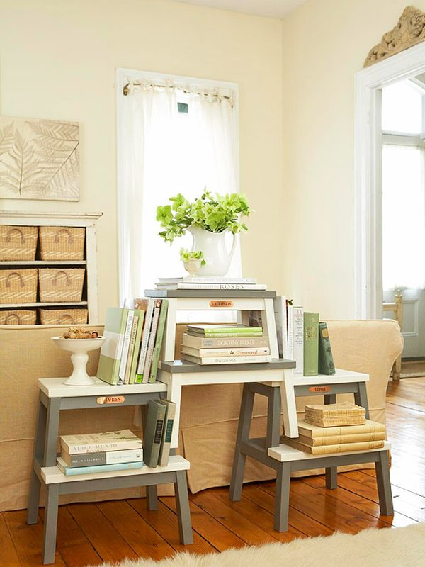 Diy Makeovers That Transform The Ikea Bekvam Step Stool
