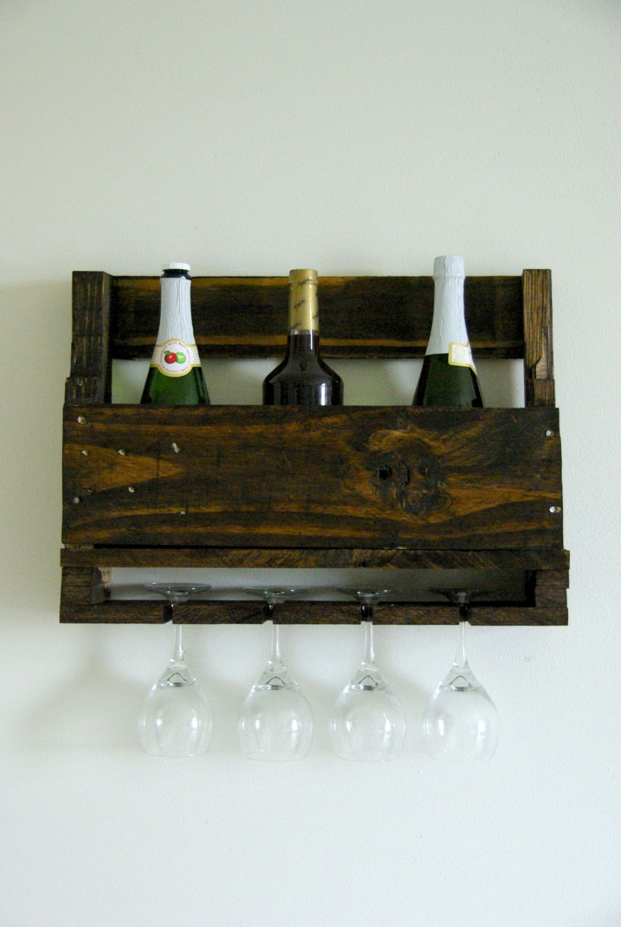 Design Diy Wine Rack diy wall mounted wine racks made of pallets how to hang