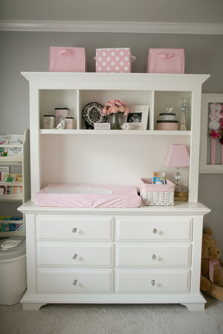baby changing tables galore ideas inspiration rh homedit com changing table with open shelves changing table with storage