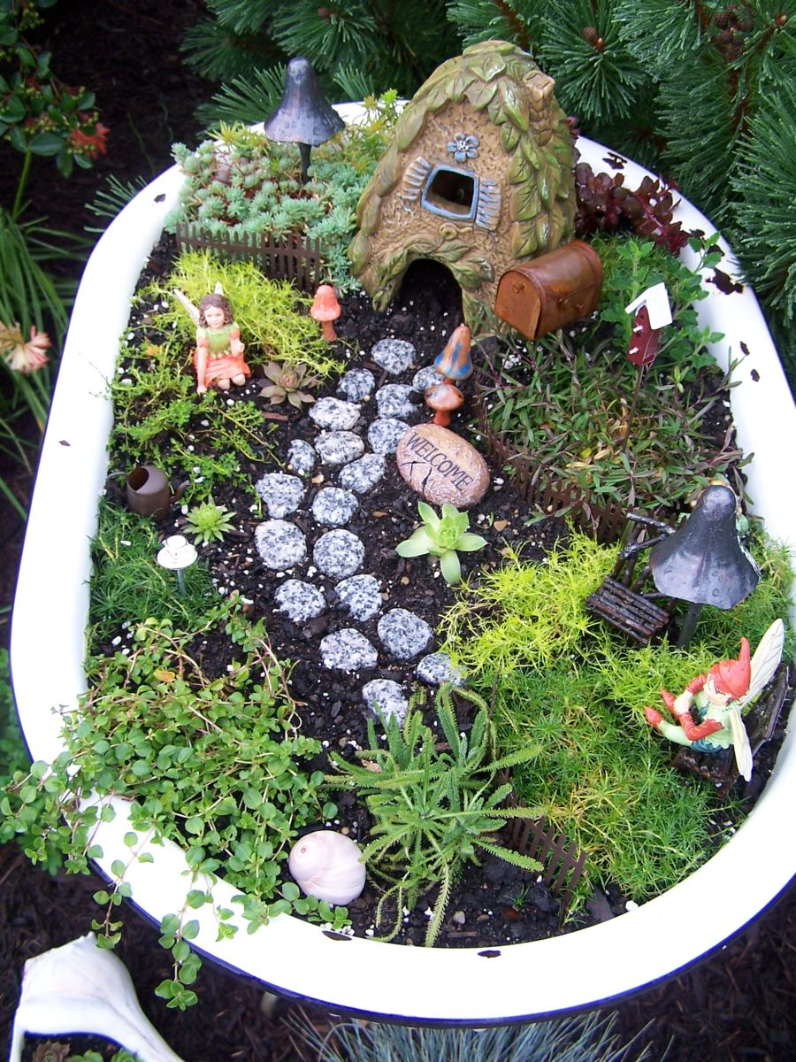 Diy Fairy Garden Ideas unleash your imagination – magical fairy garden designs