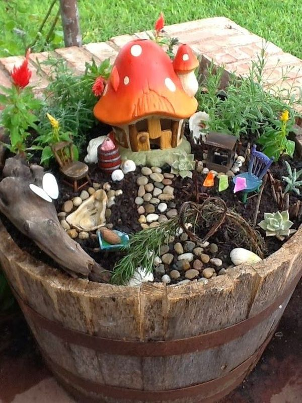 Superior Unleash Your Imagination U2013 Magical Fairy Garden Designs
