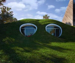 When The Hurricane Gives You A Dune…Make A Hobbit Home