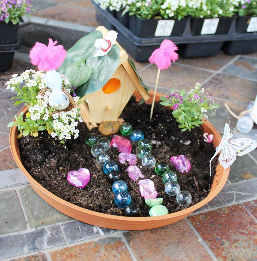 Good Unleash Your Imagination U2013 Magical Fairy Garden Designs