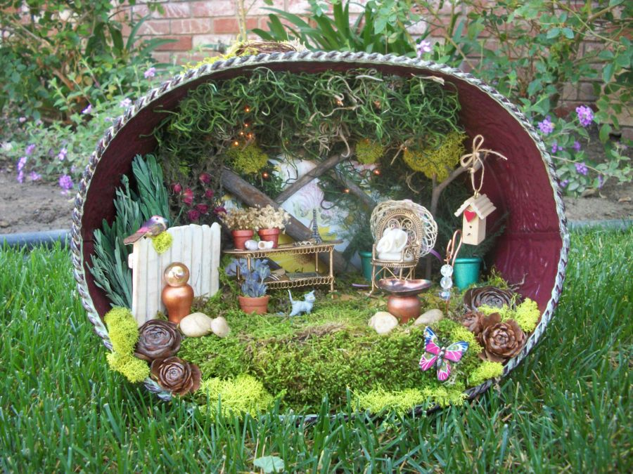 Indoor Fairy Garden Ideas Garden Design Ideas