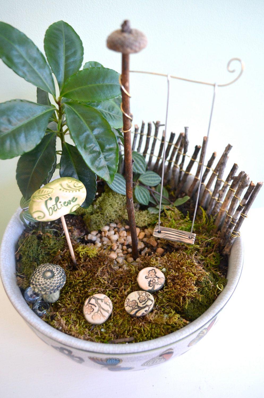 Unleash Your Imagination \u2013 Magical Fairy Garden Designs