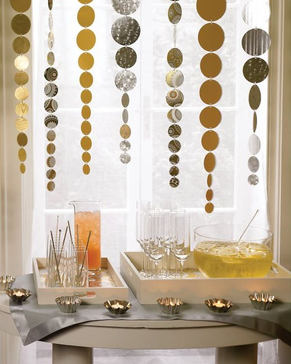 Party Decorating Ideas With Streamers 20 party decorations to ring in the new year