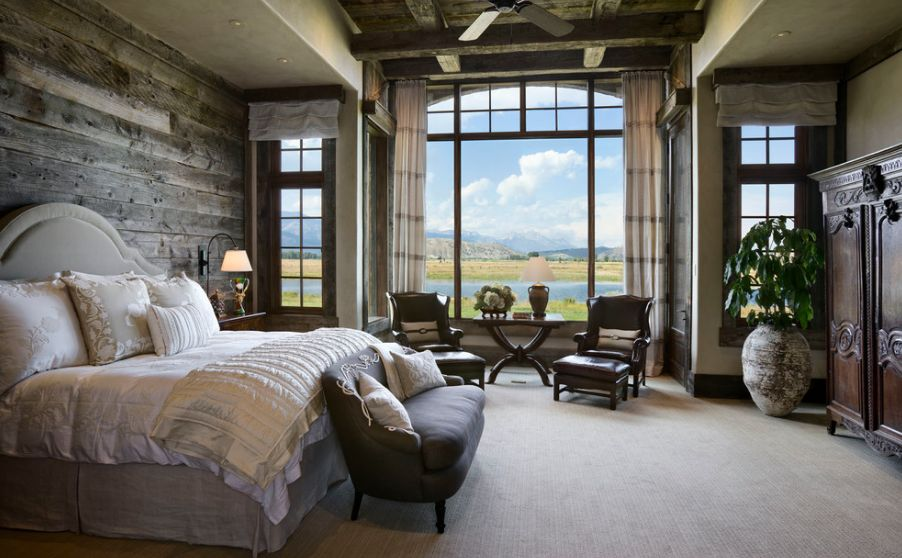 Rustic Bedroom Ideas Interesting Design