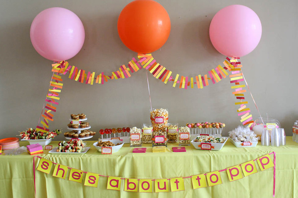 guide to hosting the cutest baby shower on the block, Baby shower