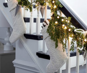 6 Ways To Decorate With Mini Christmas Trees · Christmas Greenery That Isn't Your Christmas Tree