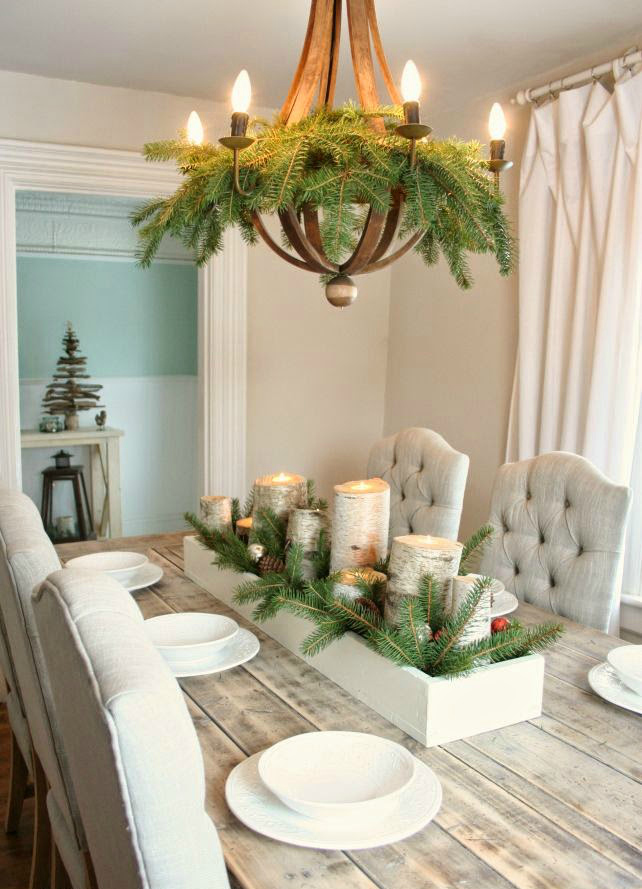 Christmas greenery that isn t your tree