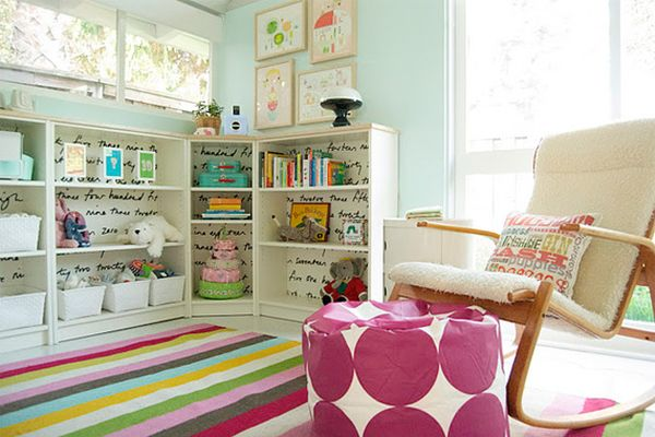7 Inspiring Kid Room Color Options For Your Little Ones: Creative Kids Spaces: From Hiding Spots To Bedroom Nooks