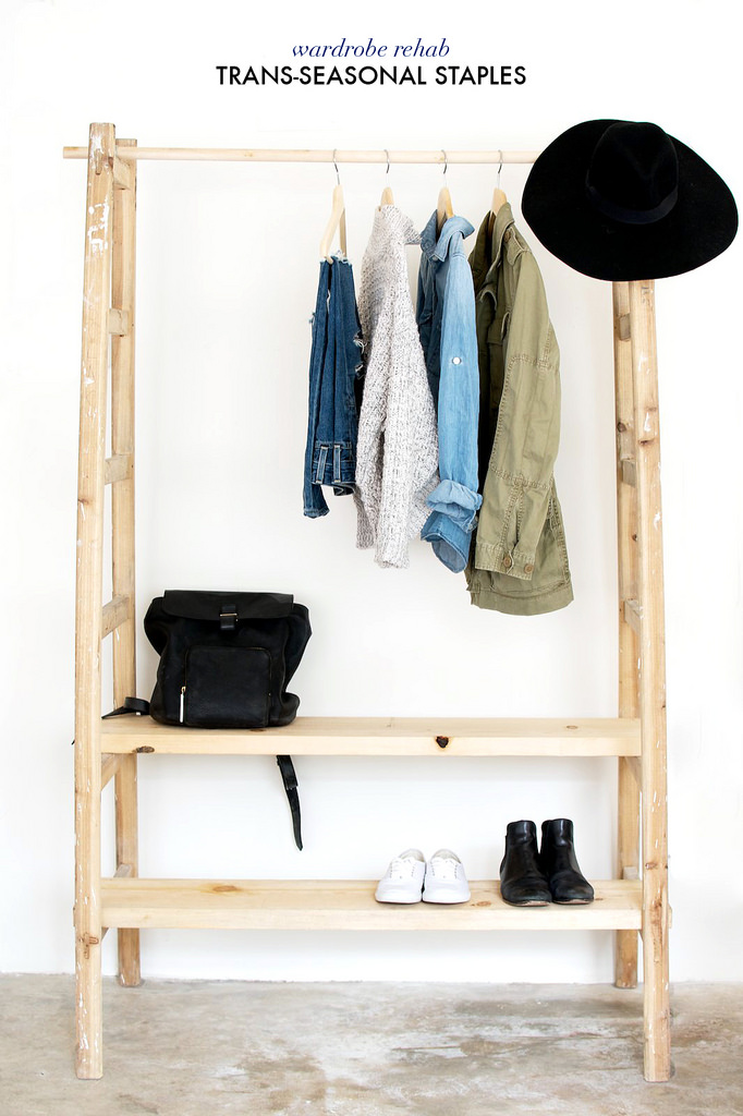 Stand Alone Wardrobe Designs : Keep your wardrobe in check with freestanding clothing racks