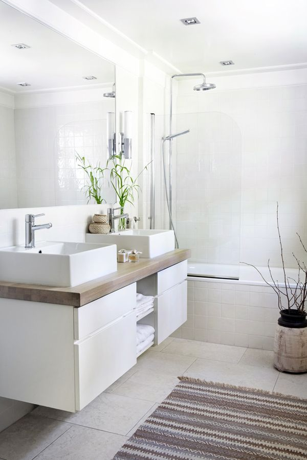 White Bathrooms Can Be Interesting Too Fresh Design Ideas New Bathroom Design Colors Minimalist