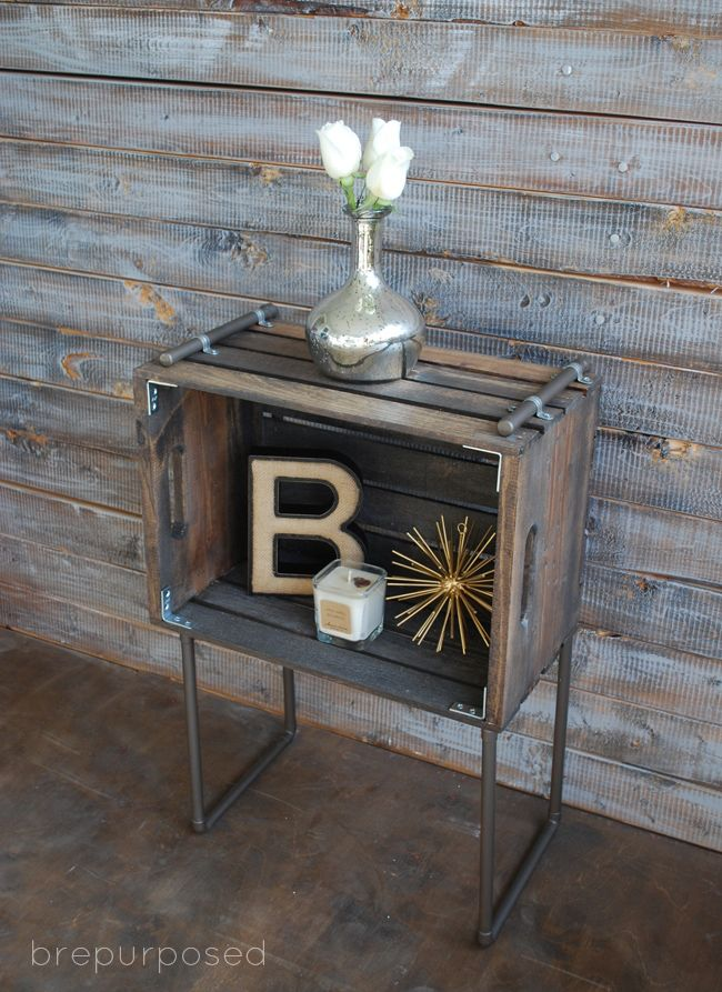 How To Furnish Your Home With Repurposed Wine Crates