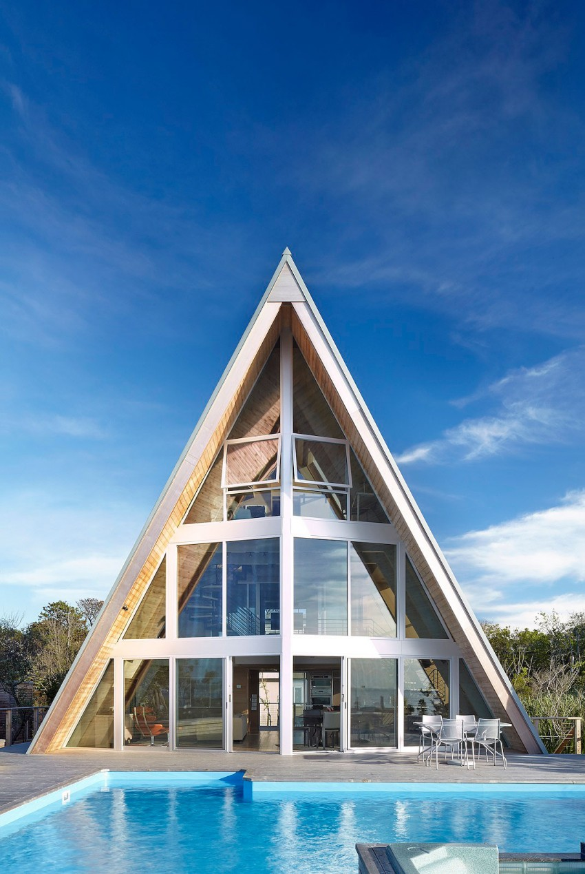 A-Frame-beach-house-exterior-closeup-view