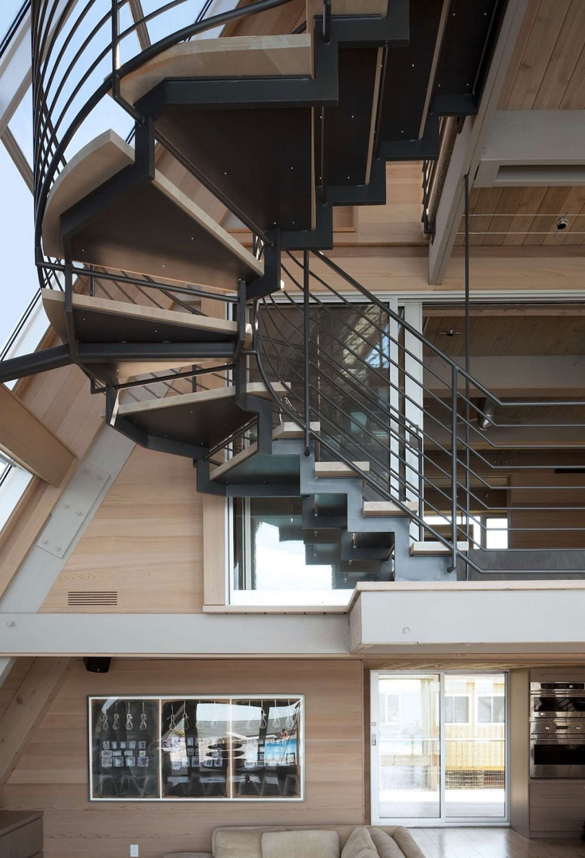 A-Frame-beach-housestaircase-closeup