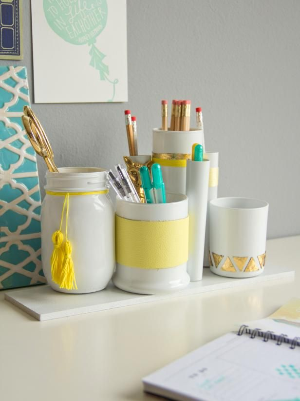 Make Accessories For Your Desk View In Gallery Personalize Your Dorm Room Desk With A Few Accessories You Can