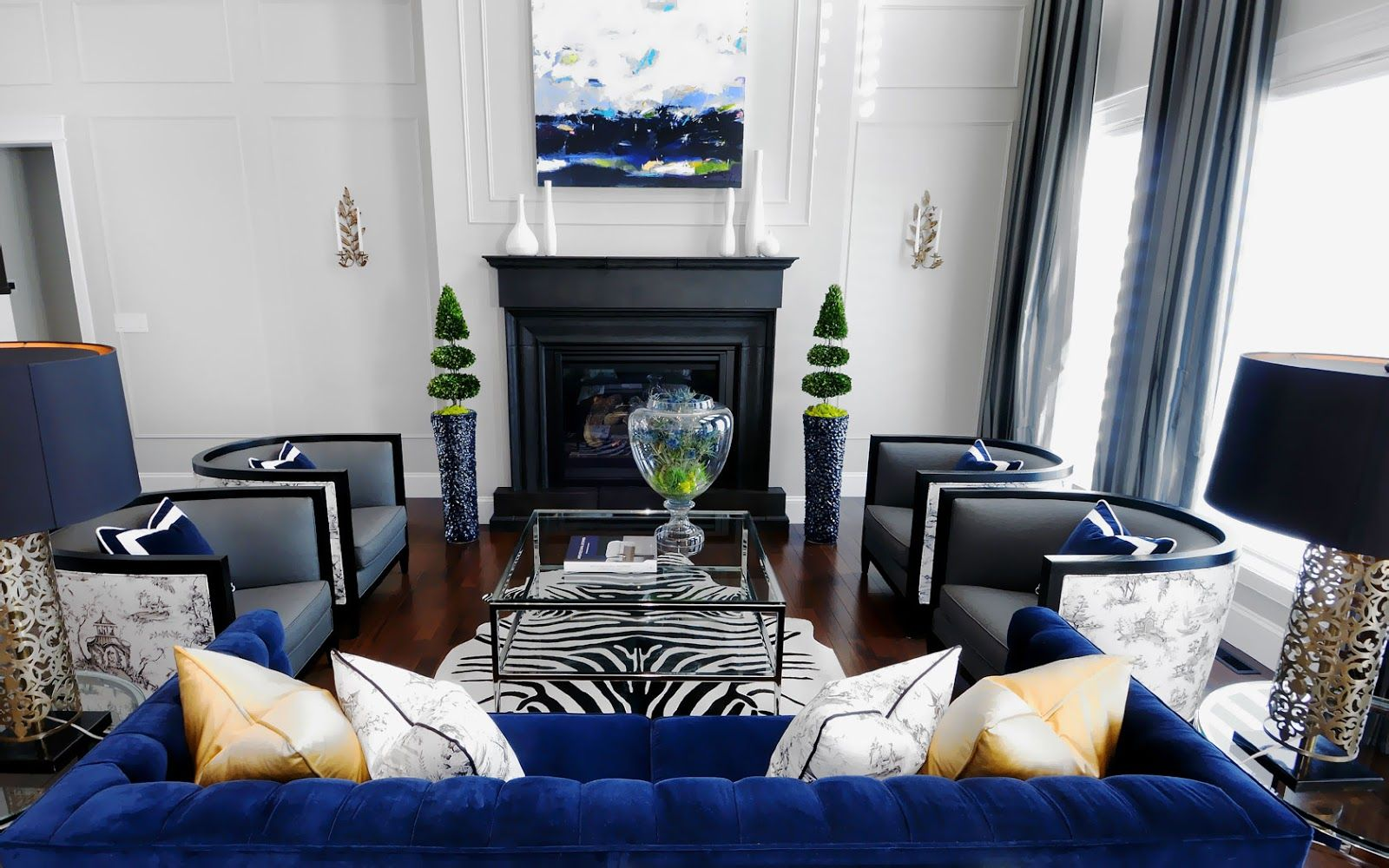 20 of the Best Colors to Pair with Blue
