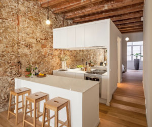 Perfect ... Modern Apartment Renovation Revives Its 19th Century Character Great Ideas