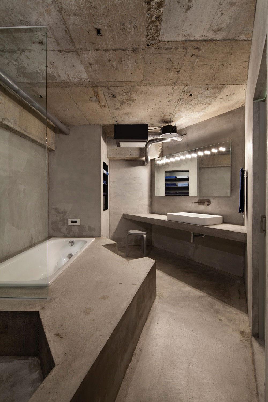 Renovation-in-Jiyugaoka-bathroom