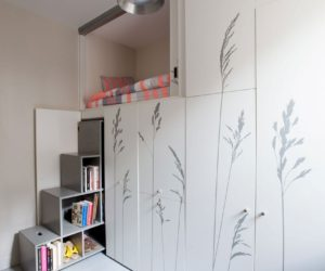 Minuscule 8 Sqm Apartment Full Of Secrets And Hidden Features