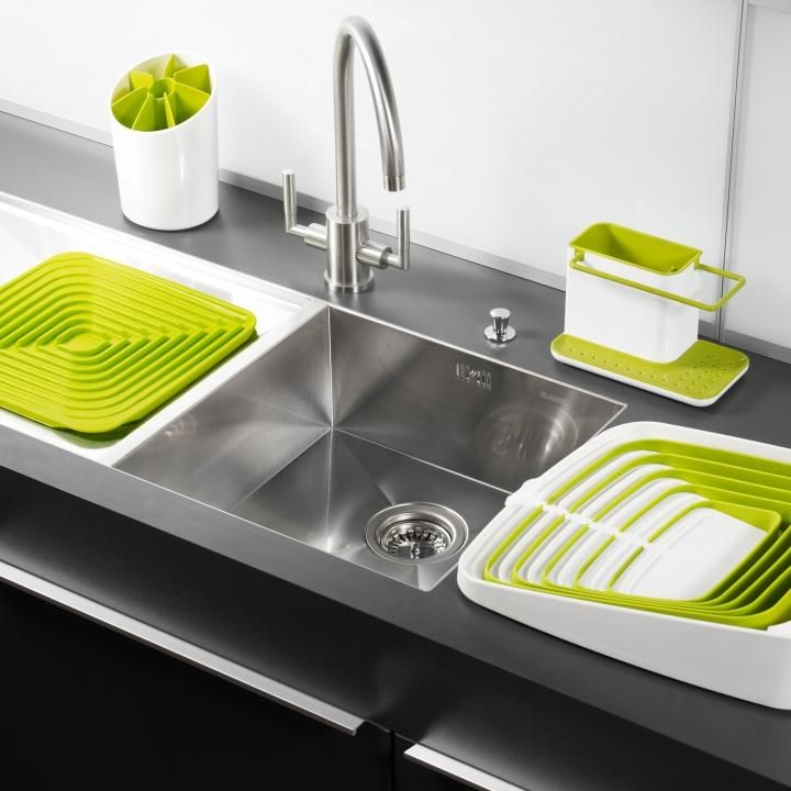 Clever Designs That Reinvent The Humble Dish Drying Rack -> Kuchnie Gazowe Amica Akcesoria