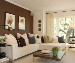 Small Living Room Paint Ideas dare to be different: 20 unforgettable accent walls