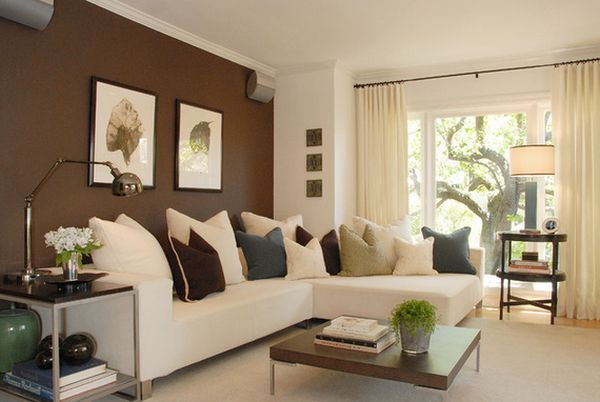 Living Room Accent Wall dare to be different: 20 unforgettable accent walls
