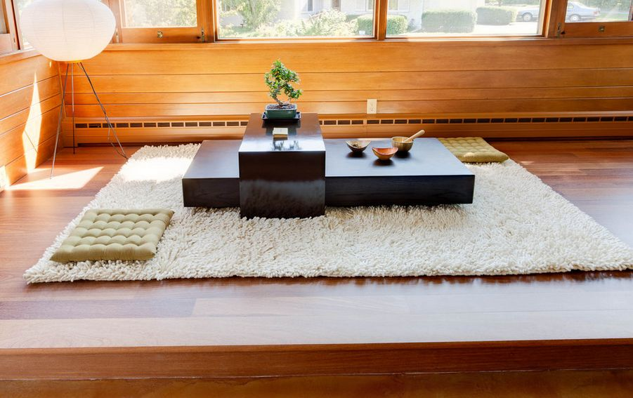 Japanese Dinner Table modern designs revolving around japanese dining tables