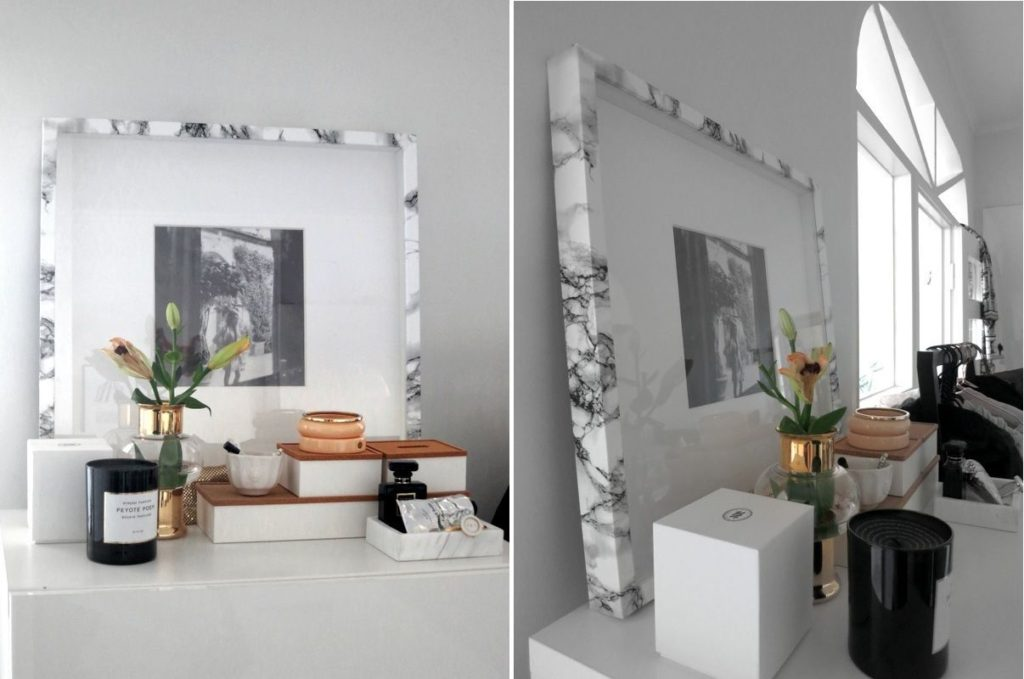 10 Interesting Makeovers You Can Do With Marble Contact Paper