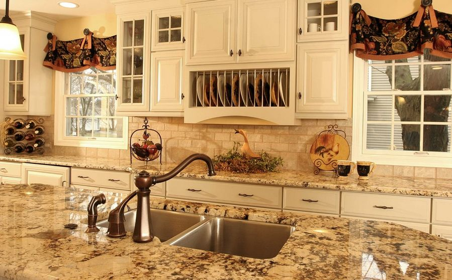 french country kitchen backsplash 20 ways to create a country kitchen 17777