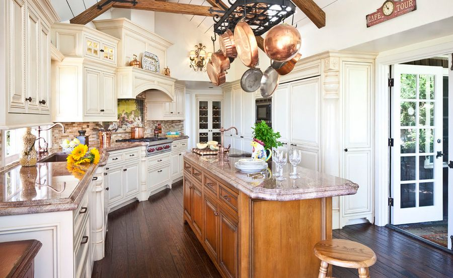 Beautiful White French Kitchens 20 ways to create a french country kitchen