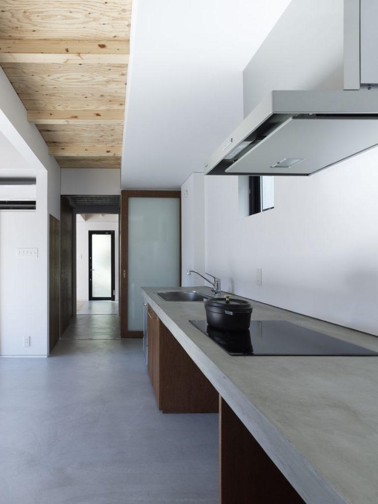 japanese inspired kitchens focused on minimalism