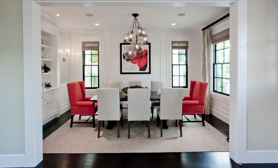 Images Of Chandeliers In Dining Rooms