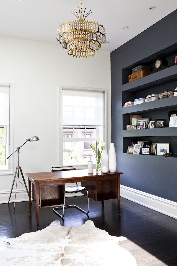 Floor Lighting for the Home Office. & What Your Home Office Lighting Reveals about Your Style